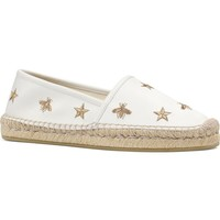 Gucci Pilar Bee Embroidery Espadrille (Women) | Nordstrom