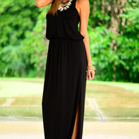 You'll Find Love Maxi, Black