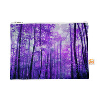 "Iris Lehnhardt ""Magic Woods"" Purple Forest Everything Bag"