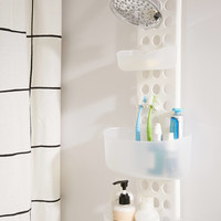 Adjustable Tiered Shower Caddy | Urban Outfitters