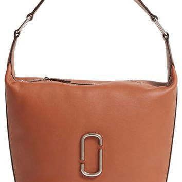 MARC JACOBS Noho Leather Hobo | Nordstrom