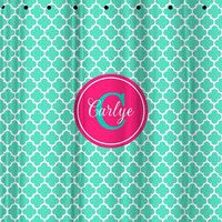 Personalized Shower Curtain / Monogrammed by SassySouthernGals