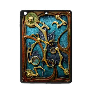 Steampunk Book Cover iPad Air 2 Case
