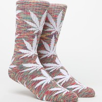HUF Plantlife Melange Crew Socks at PacSun.com