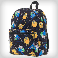 Adventure Time Finn Hooded Backpack - Spencer's