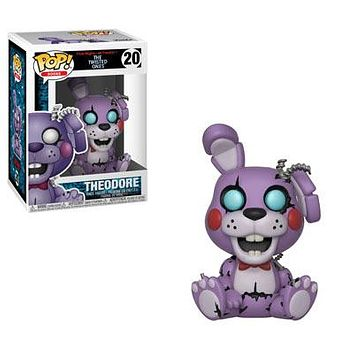 Theodore Funko Pop! Books Five Nights at Freddy's Twisted Ones
