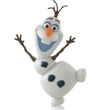 2014 Olaf - Disney's Frozen Hallmark Ornament - Hooked on Hallmark Ornaments