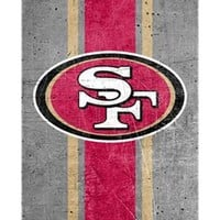 San Francisco 49ers Otterbox Alpha Glass Case for iPhone 8, iPhone 7 & iPhone 6s/6