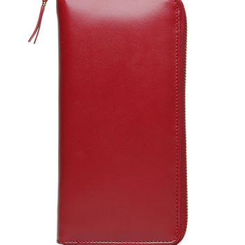 Long Zip Wallet by Comme des Gar amp;amp;#231;ons