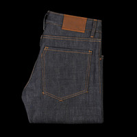 UNIONMADE - Raleigh Denim - Nash Straight in Indigo Selvage