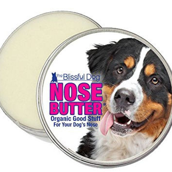 The Blissful Dog Bernese Mountain Dog Nose Butter, 2-Ounce