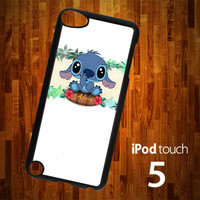 B1312 Lilo and Stitch Aloha Ipod 5 Case