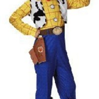 Toy Story 2: Woody Deluxe Costume - Variation Parent
