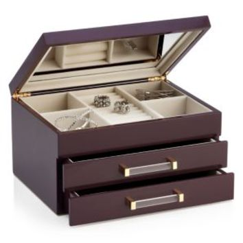 Cendrine Jewelry Box | Amethyst Majestic Bedroom Inspiration | Bedroom | Inspiration | Z Gallerie