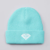 Flatspot - Diamond Brilliant Fold Beanie Diamond Blue