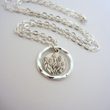 The original Divergent Inspired-The flames of courage dauntless necklace