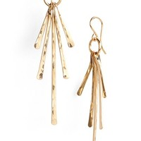 Women's Ija Sunburst Drop Earrings