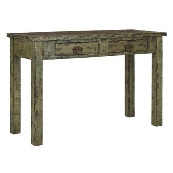 Safavieh Carl Console Table (Green)