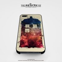 Dr Who Tardis Galaxy case for iPhone, iPod, Samsung Galaxy, HTC One, Nexus