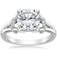 18K White Gold Aspira Diamond Ring
