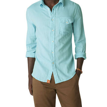 Dockers Solid Sport Shirt