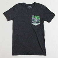 Achievement Hunter Fake AH Crew Pocket Tee