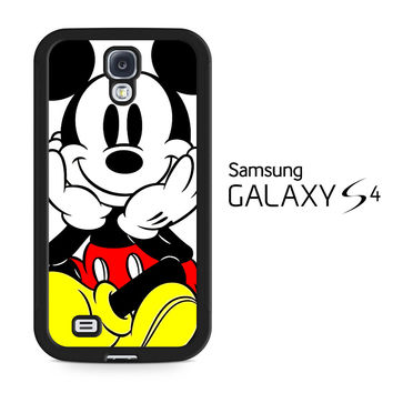 Mickey Mouse Samsung Galaxy S4 Case