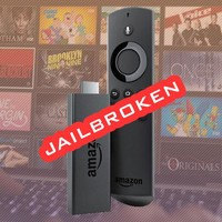 Jailbroken Amazon Fire Stick - Fully Loaded With Kodi 17.6 Movies, Shows, Live TV