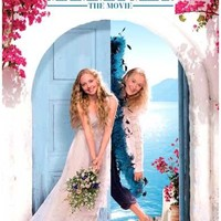 Mamma Mia Movie Poster 11x17
