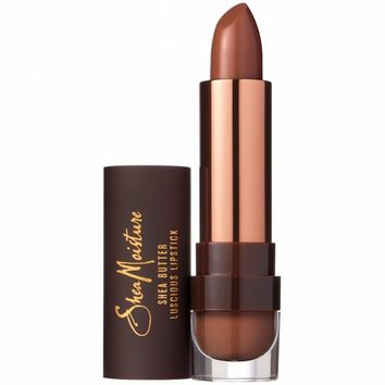 Shea Butter Luscious Lipstick - Toffee