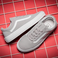 Vans Old Skool New Pattern Sneakers Sport Shoes