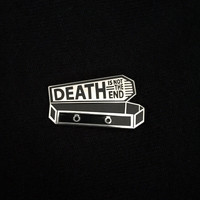 NOT THE END hard enamel pin