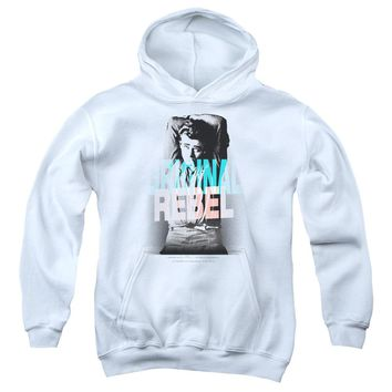 Dean - Graphic Rebel Youth Pull Over Hoodie