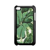 banana leaves iPod Touch 4 Case