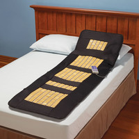 The Any Surface Full Body Massage Pad - Hammacher Schlemmer