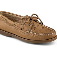 Authentic Original Anchor Embossed 2-Eye Boat Shoe