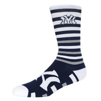 New York Yankees K301 Phase Big Mens Crew Socks