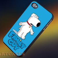Family Guy Brian Griffin iphone 4/4s case, iphone 5/5s,iphone 5c, samsung s3 i9300 case, samsung s4 i9500 case in SmartCasesStore.