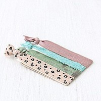 Free People  Elastic Hair Ties at Free People Clothing Boutique