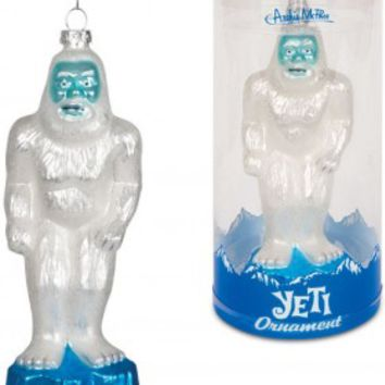 Yeti Ornament - Ships Early December
