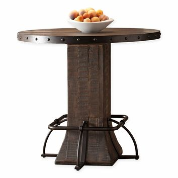 4022CDTB Jennings Round Counter Height Dining Table