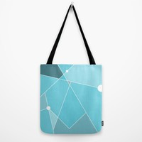 Simple Times 01 Tote Bag by Colourstorm | Society6