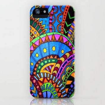 Tribe iPhone Case by Erin Jordan | Society6