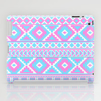 Tribal Art Pattern iPad Case by Tjc555