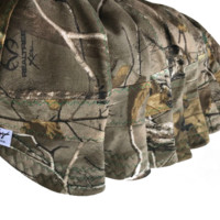 RealTree Xtra FR Fabric Canvas Welding Caps 2 Styles Available