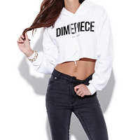 Dimepiece Cropped Hoodie at PacSun.com