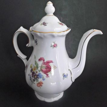 Royal Hanover Vintage Tea Coffee Pot Germany Bavaria