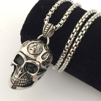 Shiny New Arrival Jewelry Gift Stylish Hip-hop Club Necklace [9095361863]