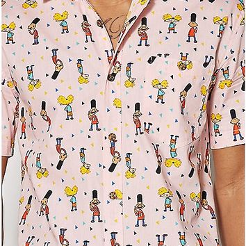 Arnold and Gerald Shirt - Hey Arnold! - Spencer's