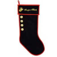 USMC Dress Blues Christmas Stocking | The Marine Shop